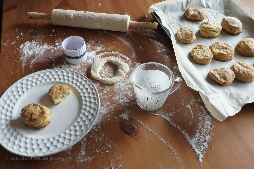 Buttermilk Biscuits #8