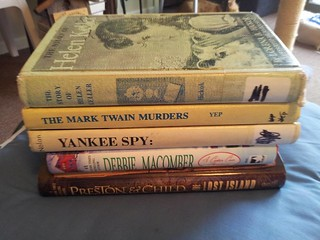 My Library Book Sale Haul - Picture #3 -  Friday Nov 6, 2015