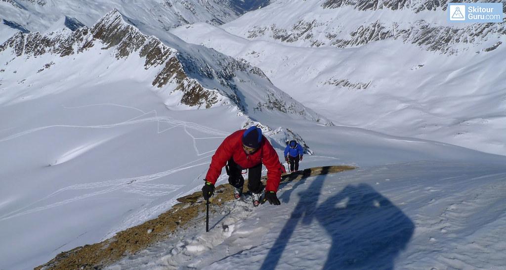 Mittlerer Seelenkogel Ötztaler Alpen / Alpi Venoste Österreich foto 14