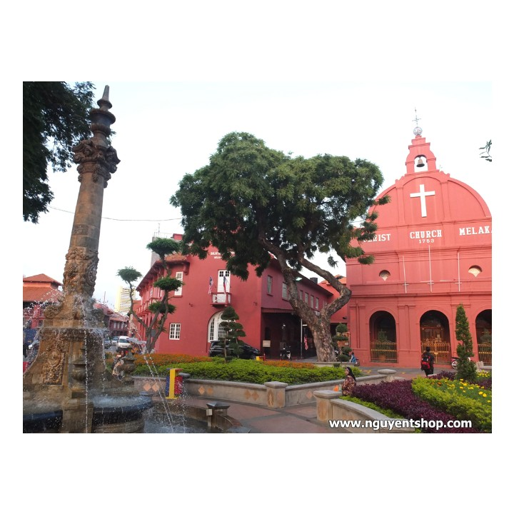 Malaysia: Đi Bụi Malacca - Đảo Tioman - Kuala Lumpur (phần 1)