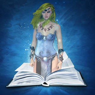Genie of the Book