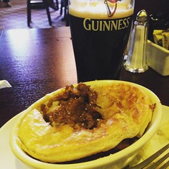 Steak and Guinness Pie!