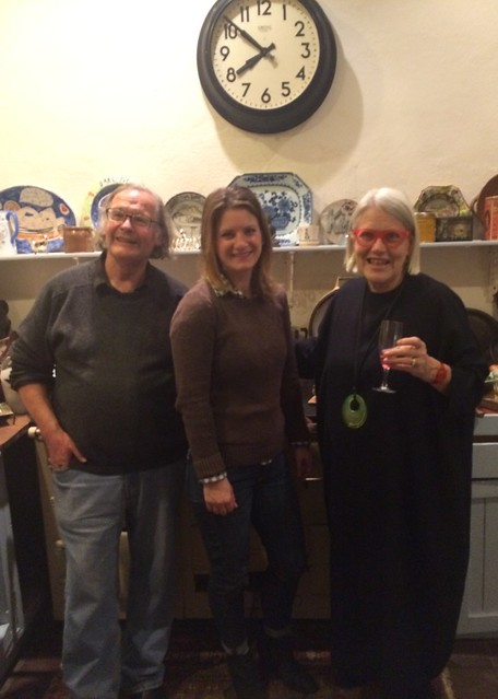 In Tim and Darina Allen's Kitchen