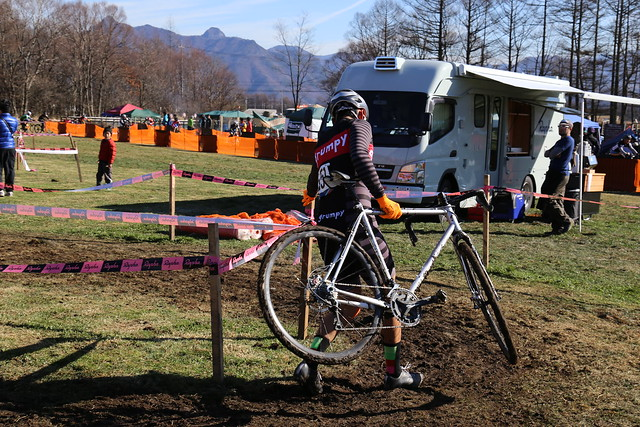 Rapha野辺山高原シクロクロスレース2015