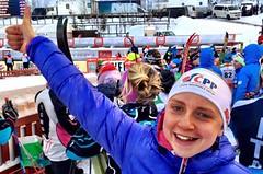 První body ve SP běžců bere Karolína Grohová, ve sprintu skončila 24.
