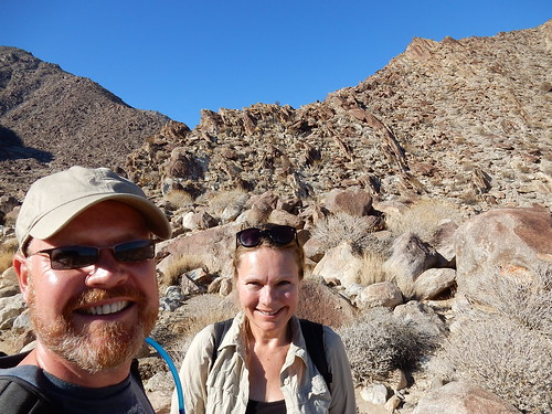 Borrego Palm Canyon Trail - 1