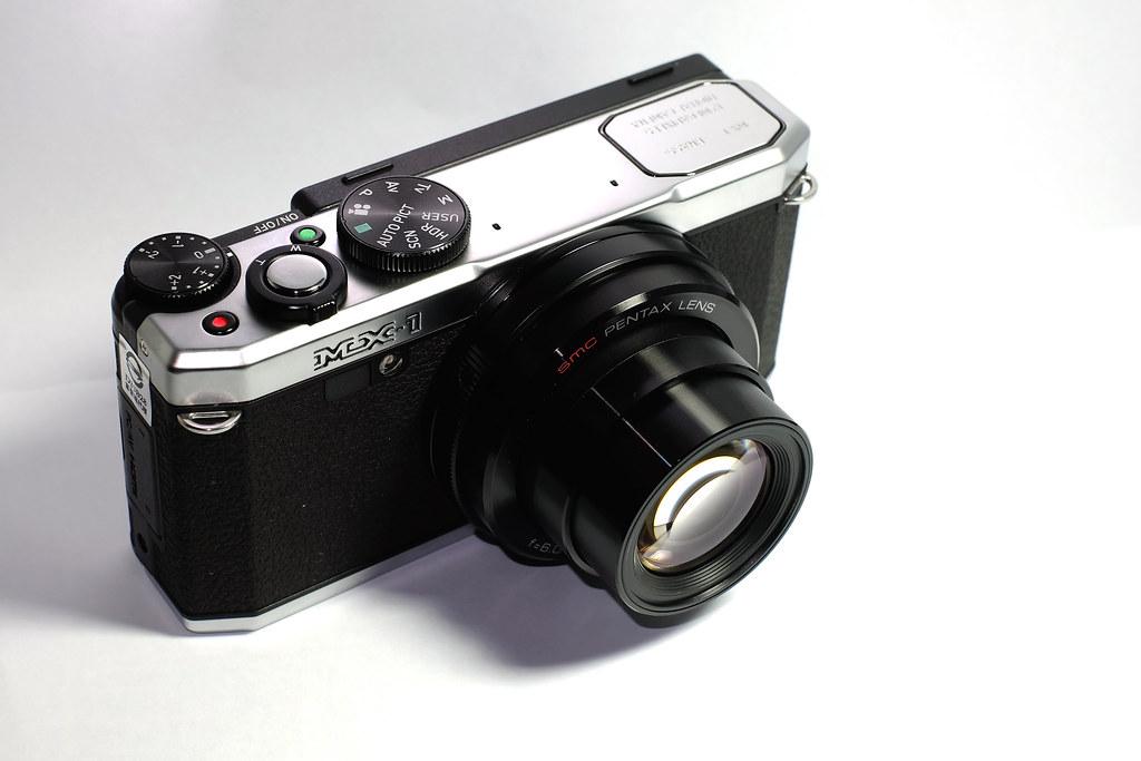 我的復古之帥 PENTAX MX-1