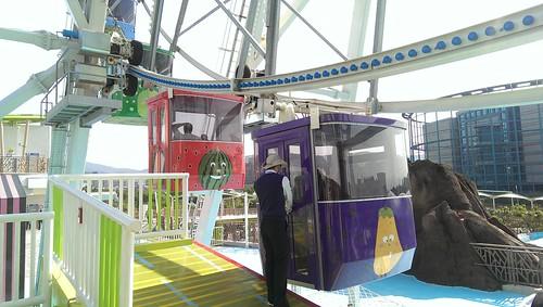 台北兒童新樂園設施好好玩!誰說遊樂園是兒童的專利呢! (10)