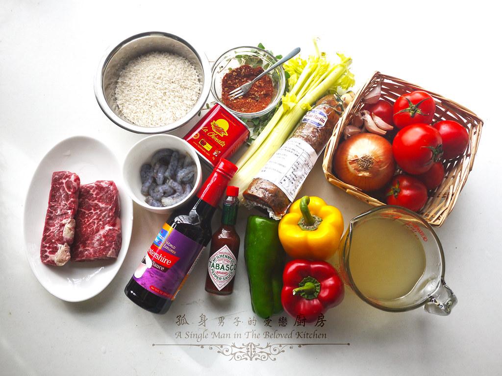 孤身廚房-Jambalaya什錦飯──美國南方多元風情文化融合的經典料理1