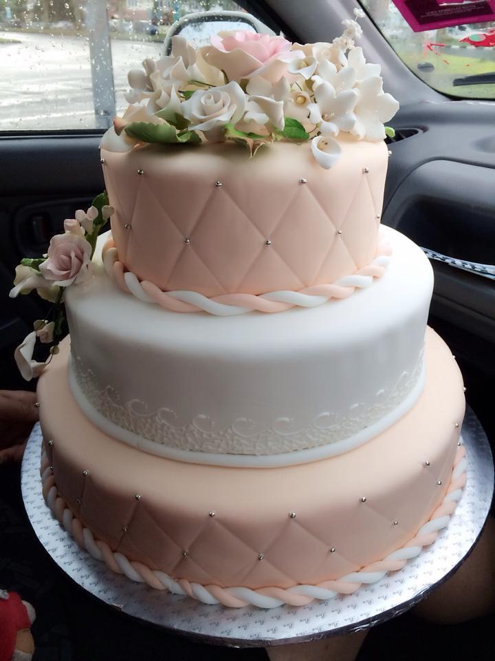 Wedding Cake Design Malaysia