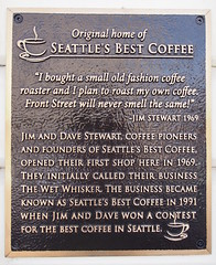 Original Home of Seattle's Best Coffee