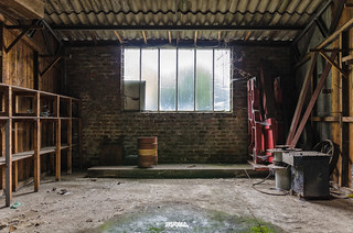 Abandoned factory S-16
