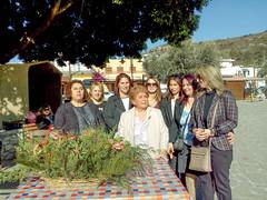 Σύλλογος Γυναικών Ψίνθου - «Χριστουγεννιάτικες παραδόσεις με την Βέφα Αλεξιάδου στην Ψίνθο»