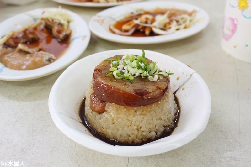 30486251420 e6b9caf7df b - 台中大甲【清水阿吉米糕】在地人推薦的道地美味,好香Q的米糕,古早味飄香,豆腐湯也很讚