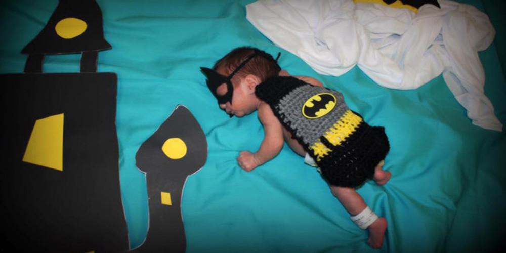 fcc4b3deb Enfermera hizo trajes de superhéroes para bebés prematuros ...
