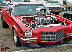 Split Bumper Camaro