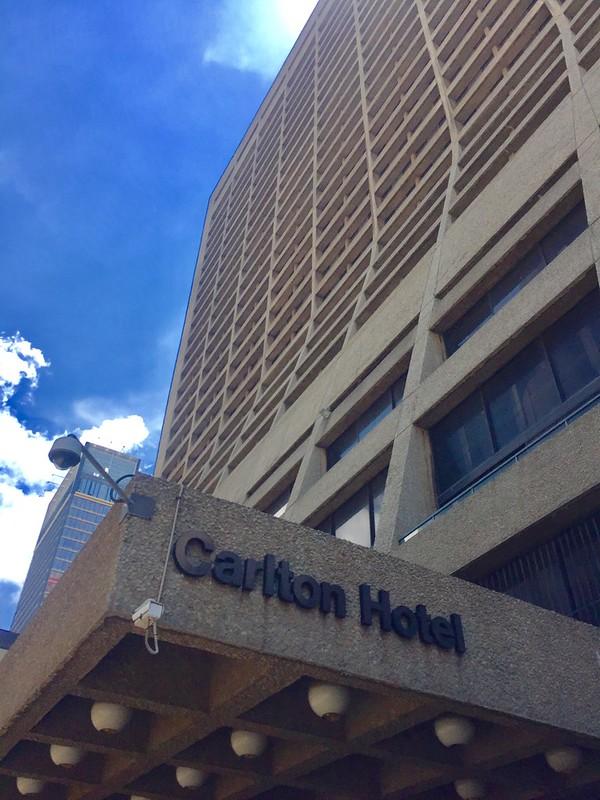 #Johannesburg Carlton Hotel