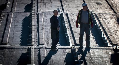 Builders' Body Language