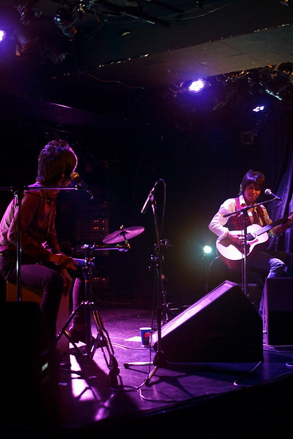 Dannie & Benny live at Zher the ZOO, Tokyo, 12 Aug 2015. 157