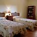 Dormitorios dobles amplios soleados, con armarios. Pida más información en su agencia inmobiliaria Asegil de Benidorm  www.inmobiliariabenidorm.com
