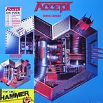 """ACCEPT METAL HEART 12"""" VINYL LP"""