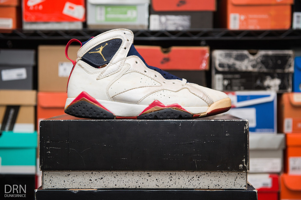 1992 Olympic VII's. Second Pair.
