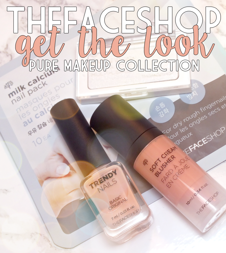thefaceshop get the look pure collection (2)