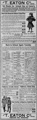 Eaton's Back to School