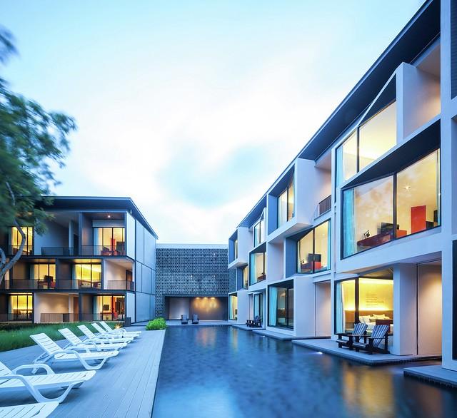 Thailand Architecture: Lima Duva Resort By IDIN Architects
