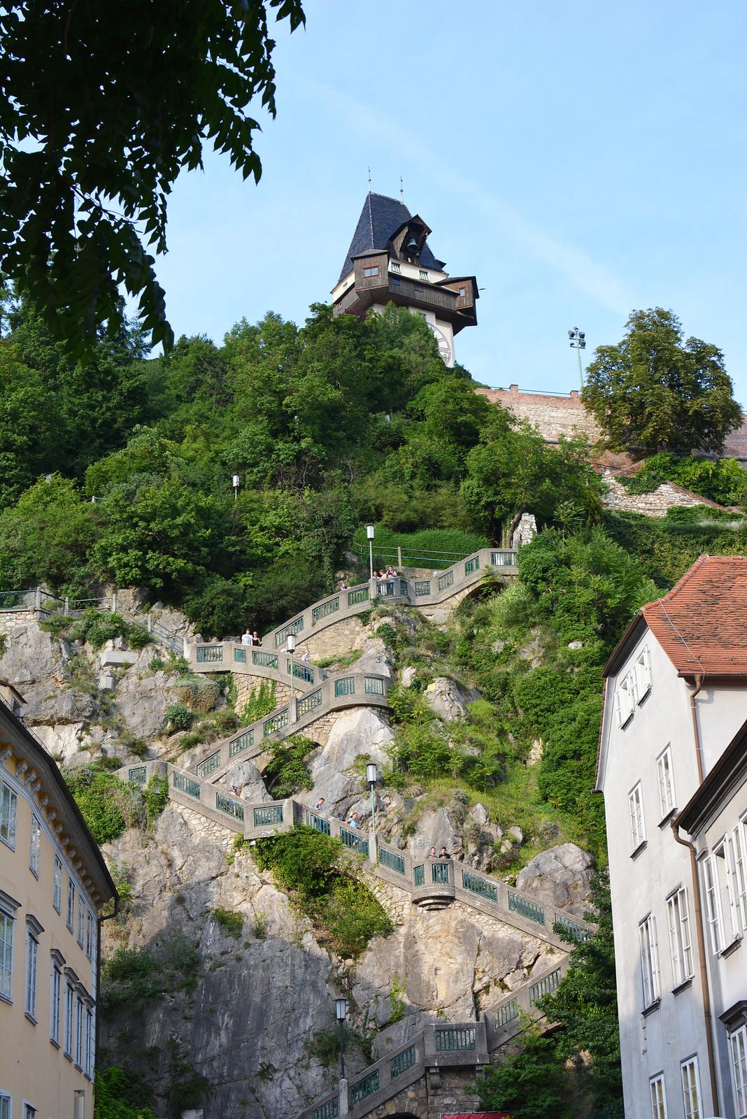 Graz_Blick-Schlossberg