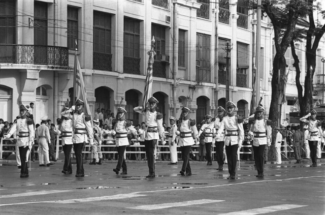 1964-65 National_Day_parade by Francois Sully