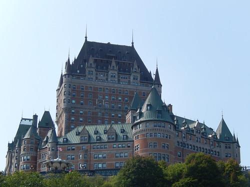 Quebec City - Le Chateau Frontenac