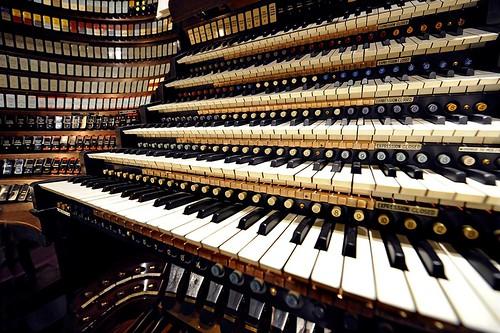 Wanamaker Organ.