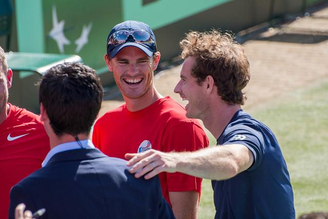 British Davis Cup team