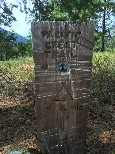 PCT: Day 169