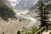 День 5. Ледник Мер-де-Глас - с верхней станции можно любоваться ледником