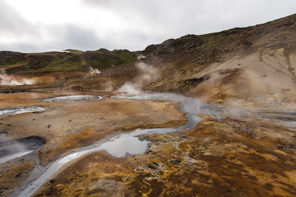 Krýsuvík - Iceland