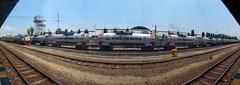 Pertamina #Panorama #Stasiun #KeretaApi #Madiun #Indonesia #Samsung