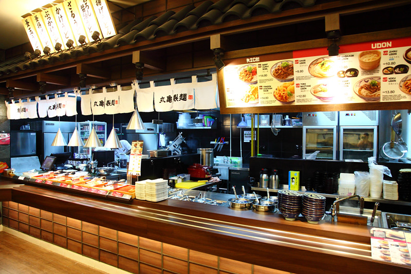 Marugame-Udon-Food-Counter