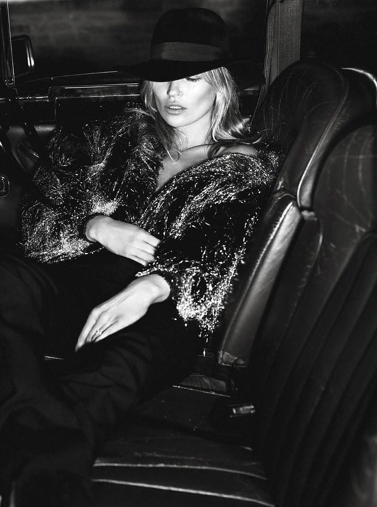Кейт Мосс — Фотосессия для «Vogue» FR 2015 – 6
