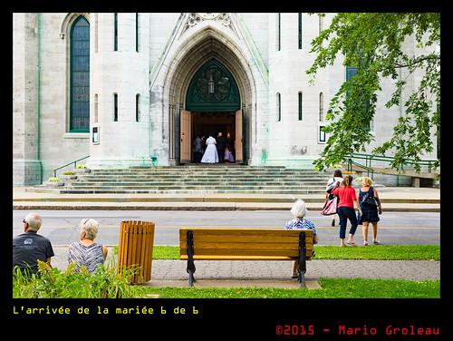 L'arrivée de la mariée 6 de 6