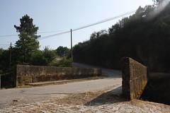 Ponte Romana da Barreira em Manhouce, São Pedro do Sul