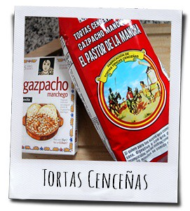 Enkele ingrediënten voor het bereiden van een Gazpacho Manchego