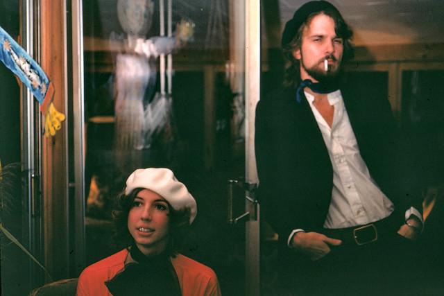 Jim and Regina