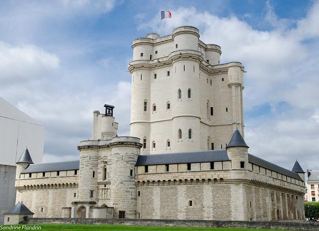 Vincennes - Château