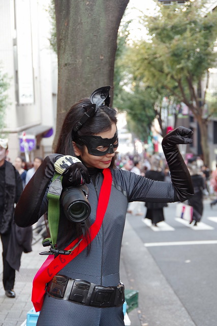 Cat photographer Cat's Halloween Parade in Kagurazaka 2015 36