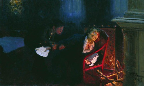 repin_self_immolation_gogol_1909