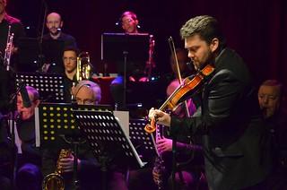 jeu, 11/26/2015 - 23:14 - Le grand orchestre de Marcq-en-Baroeul se produisait ce soir à la salle Charcot, pour le plus grand plaisir du public jeudi 26 novembre 2015