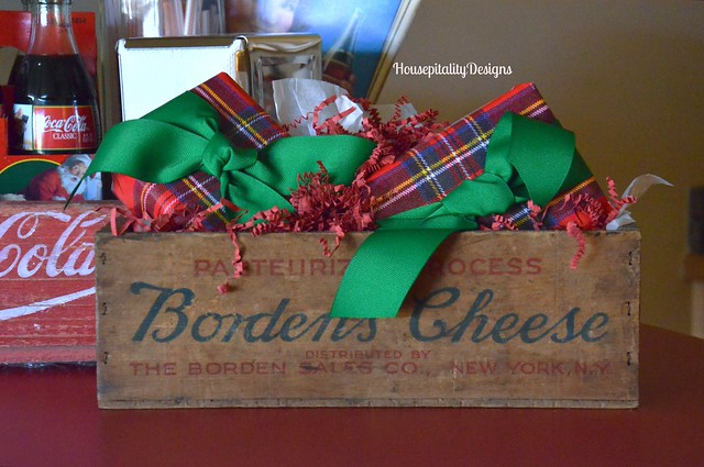 Borden's Cheese Box - Housepitality Designs
