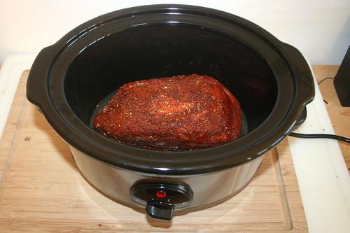 23 - Fleisch hinzufügen / Add pork